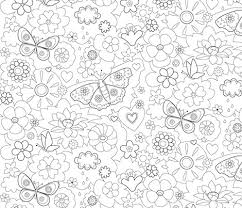 r14607 wallpaper colouring book preview
