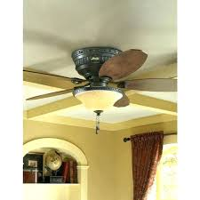 flush mount outdoor fan hunter ceiling fans also in gold with light kit at h