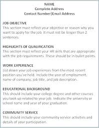 Resume Examples Skills Skills In Resume Resume Examples Skills And