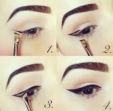 simple winged eyeliner tutorial makeup 101 middot tutorial for