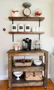 home coffee bar furniture. 11 genius ways to diy a coffee bar at home furniture t