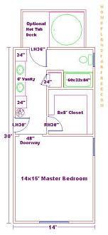 small master bathroom floor plans. Parent Directory · 14x30-Master-bed-bath-floor-plan. Small Master Bathroom Floor Plans D