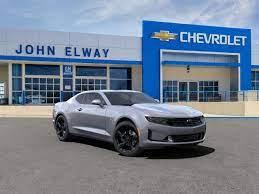 New Chevrolet Camaro For Sale In Colorado Springs Co Cargurus