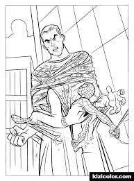 Amazing Spider Man Coloring Pages Coloring Page 3 Coloring Page