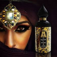<b>Attar Collection</b> and The <b>Queen</b> of Sheeba…arrive with Fawah! in ...