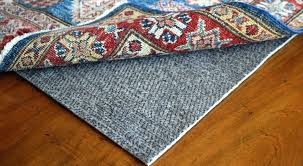 rug runner pad 8 x luxury grip rug pad felt and rubber