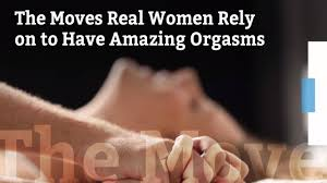 Making a woman orgasm by touch