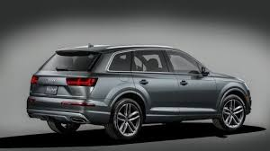 2018 audi q7 interior. fine 2018 2018 audi q7 rear in audi q7 interior