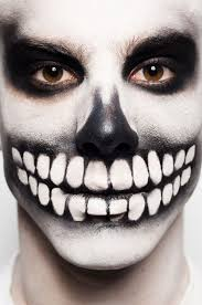 dia de los muertos makeup tutorial here is one for the boys day of the dead