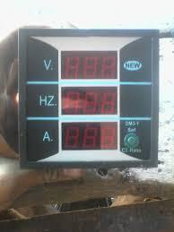 digital multi voltmeter ammeter hz wiring diagram voltmeter ammter