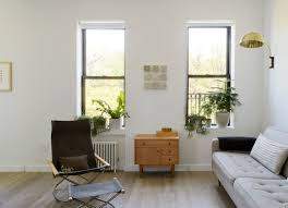Square Living Room Living Large In 675 Square Feet Brooklyn Edition Remodelista