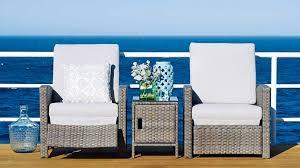 hampton 3 piece outdoor recliner suite