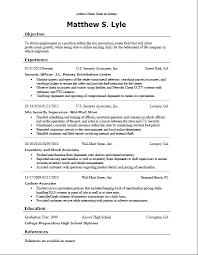 Inspiring Should I Include An Objective On My Resume 86 In Good Objective  For Resume With