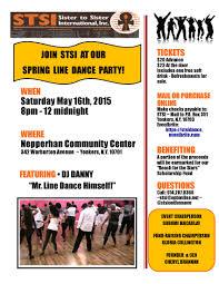 Raffle Event Fundraising Event Line Dancing Door Prizes 50 50 Raffle