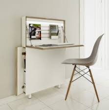 small modern office desk. New Small Home Desk Regarding Office Idea Make Use Of A Space And Tuck Your Furniture: Modern