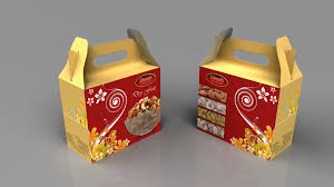 Fruit Box Packaging Design