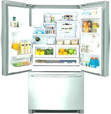 depth refrigerator inch counter best french door refrigerators 30 deep countertop