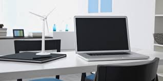 home office technology. Germany, North Rhine Westphalia, Interior Of Home Office Technology