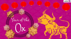 It is second, because, during a legendary race the ox was kind, and gave the rat a lift on its. Happy Chinese Lunar New Year 2021 Wishes Greetings How To Wish The Year Of Ox From Kung Hei Fat Choi To Xin Nian Kuai Le Images Quotes Gifs Whatsapp Stickers