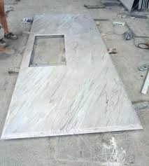 the marble material is one of most expensive parts total cost and also creates largest fluctuation when countertops laminate id