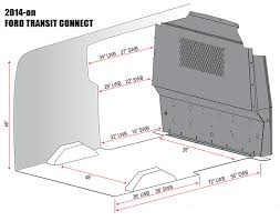 ford transit connect interior merements hd photo