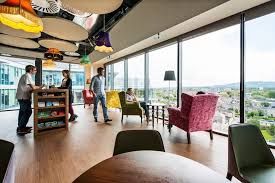 fantastic google office. view from a kitchenu2026 fantastic google office