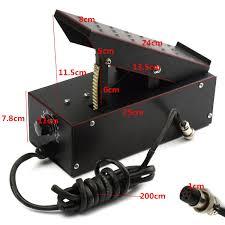 Tig Welder Foot Pedal Voor Tig Lasmachines Power Control Metal Works Lasapparaat Forum
