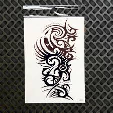 Henna Wall Designs Us 0 93 20 Off Flower Roses Henna Temporary Tattoo Lace Mehndi Designs Waterproof Fake Flash Tattoo Sticker 21x15cm Wall Women Makeup Tatoo In