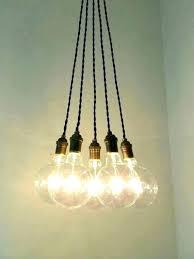 bulb pendant light lighting new fixture hanging kit 5 cer 3