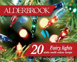 Alderbrook Lights Alderbrook Ak522gm Indoor Light Set 20 Lights