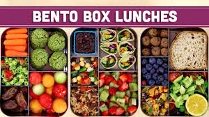 YouTube Premium Bento Box Lunches | Healthy \u0026 Vegan! - Mind Over Munch