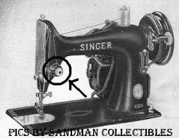 dating antique sewing machines singer