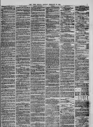 The New York Herald New York [NY] 4040 February 40 40 Enchanting Bartt Lossi Cum Shot
