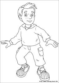 Small Picture Fireman Sam Jupiter Colouring Pages Pictures To Print And Color