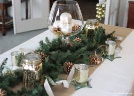 christmas centerpieces for round tables. Christmas Tablescape 2014 4 Centerpieces For Round Tables F