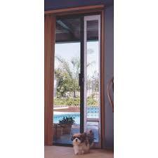 sliding glass door electronic dog door for sliding glass door sliding patio door pet door