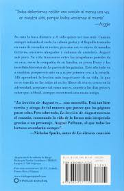 amazon la lección de august wonder spanish age edition spanish edition 9780804171120 r j palacio books