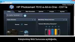 Windows 8'de HP Yazıcıya Statik bir IP Adresi Atama - YouTube