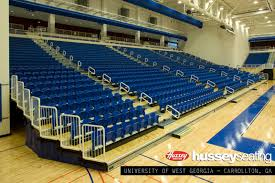 section 12660 telescoping gym seats specifications part 1 general Retractable Gym Seating at Hussey Seating Wiring Diagram