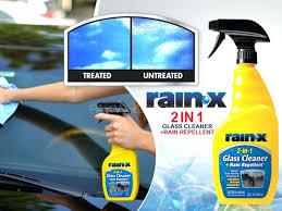 rain x 2 in 1 washer fluid rain x 2 in 1 glass cleaner parts accessories