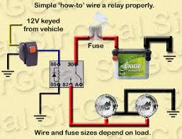 www jeepforum com forum f19 wire fuse size relay Fog Light Relay Schematic Fog Light Relay Schematic #78 fog light relay wiring diagram