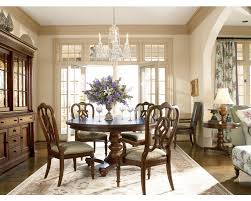 Thomasville Dining Room Set Thomasville Dining Table With Flowers Best Dining Table Furniture