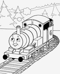 Luxury Thomas Train Coloring Pages Free Printable The Tank And