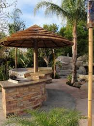 Tropical Outdoor Kitchen Designs Awesome Decorating