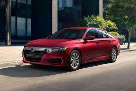2018 Honda Accord Models Prices Mileage Specs Features