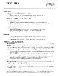 Education Attorney Sample Resume Ideas Collection Example Attorney Resume Sample Featuring Education 10