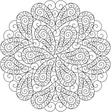 Small Picture 95 best Mandala coloring pages images on Pinterest Coloring