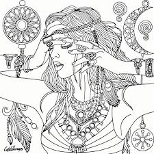 Recolor Coloring Pages Awesome Recolor Coloring Pages Hair 10 S