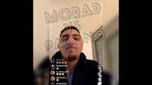 Morad VS El Paisano (No vuelvas a correr en persona) - YouTube