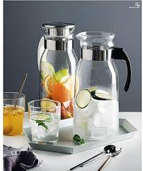 images gallery generic bestlife half house thickened borosilicate glass jug large